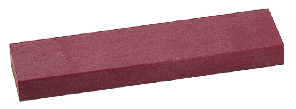 Ruby Bench Stone - 4'' Medium Grit - Two Sided