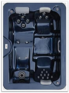 Outdoor Hot Tubs Deals: Highwood Flex Corner Spa Cabinet Replacement Kit, Coastal Gray