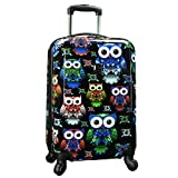 Travelers Choice Colorful Owl 22