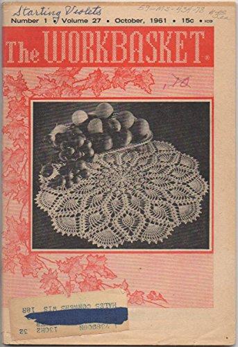 Workbasket Magazine.1961, Vol 27, -