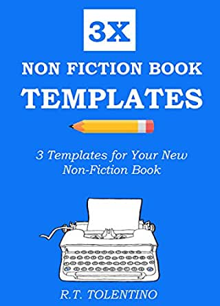non fiction book templates 2016 3 simple templates for your new non fiction book kindle. Black Bedroom Furniture Sets. Home Design Ideas