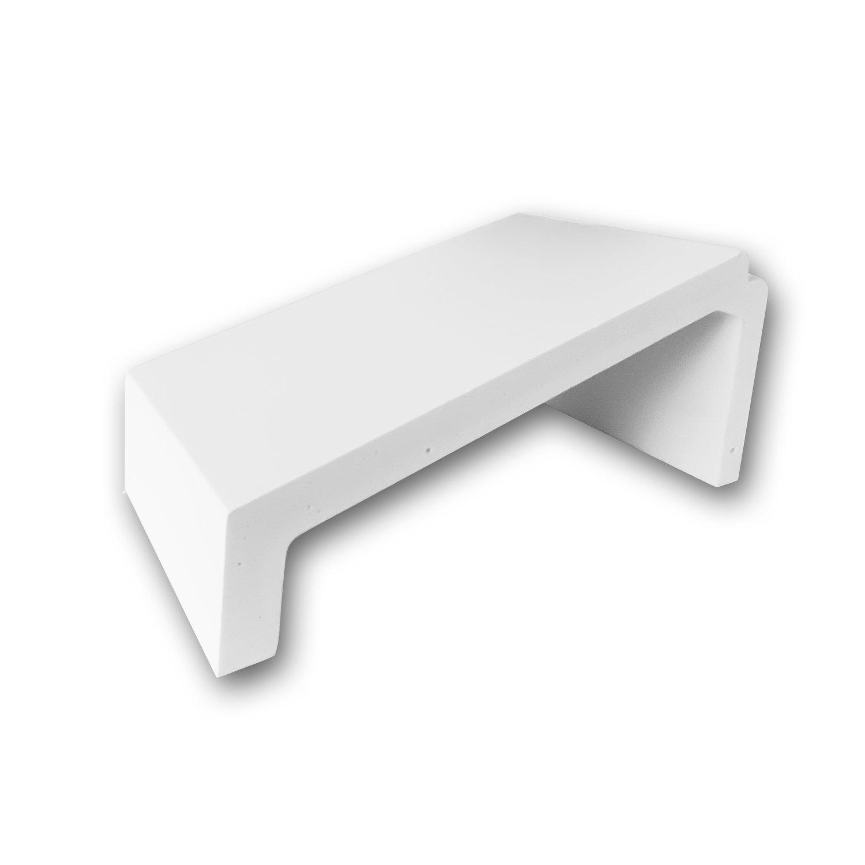 10 cm /Échantillon Corniche Moulure de plafond Longueur env 1 /ÉCHANTILLON S-C352 Orac Decor LUXXUS