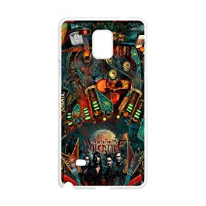 Samsung Galaxy Note4 N9108 Csaes phone Case Alice In Chains AIC91476