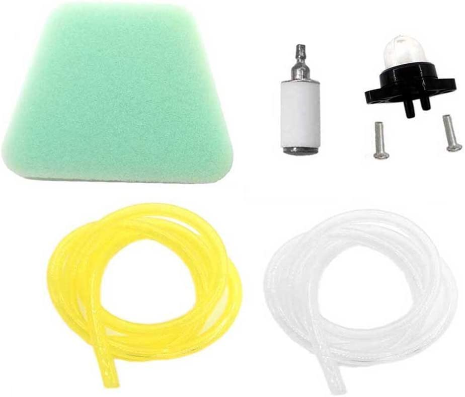 """Air Fuel Filter Kit For Craftsman 42cc Poulan 2150 1950 18/"""" Wild Thing Chainsaw"""