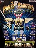 Power Rangers Deluxe Zeo Megazord Action Figure