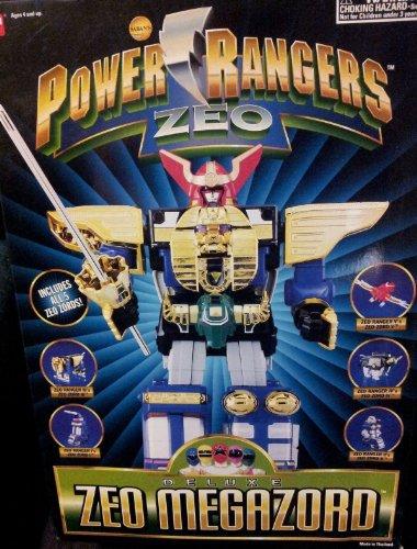 power rangers zeo megazord - 2