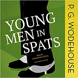 Young Men in Spats