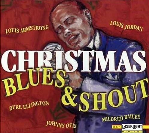 New mail order Christmas Blues Shout Year-end annual account CD Jazz