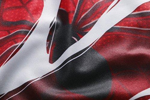 Blanco Rápido Extensible Musculación Secado Running Spiderman Khroom De Ejercicio Superhéroe Anti Transpiración Deportiva Para Ropa Compresión Ventilado Camiseta Gimnasio Material Hombre 7xCqxZznRw
