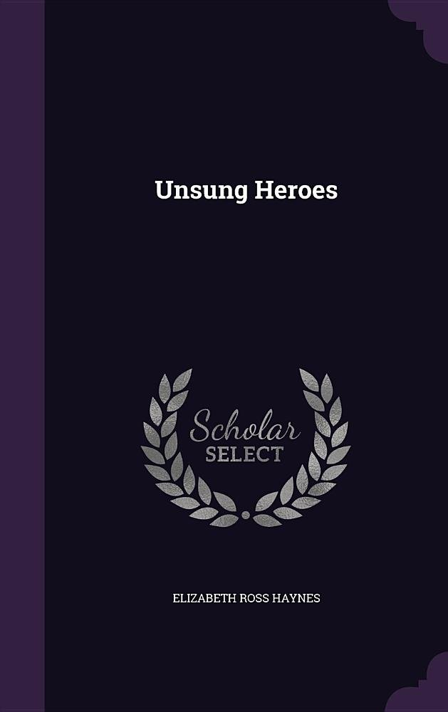 Download Unsung Heroes pdf