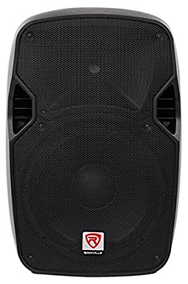 """(2) Rockville SPGN124 12"""" Passive 2400W DJ PA Speakers ABS Lightweight Cabinets from Rockville"""