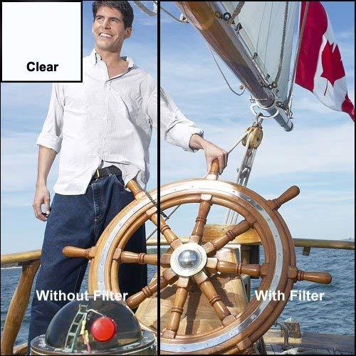 Tiffen 4x5.65'' Clear Premium Coated Filter