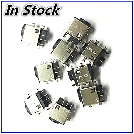 Connectors New Laptop DC Power Jack Charging Socket Connector Port for Samsung RF411 RF511 RF711 RF710 500R5H NT500R5H S3520 410B2B 370RSE Cable Length: Buy 1 Piece