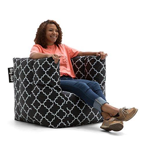 Big Joe Cube Quatrafoil Printed Smartmax Chair