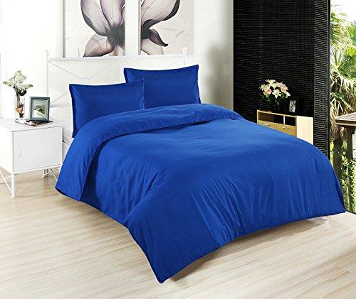 Royal Blue Comforter - 4