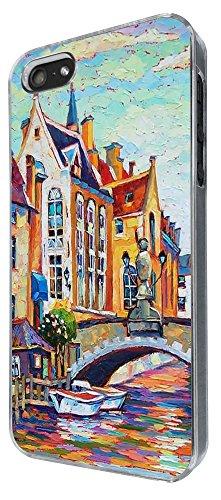 806 - Cool Fun Europe Painting Design iphone 4 4S Coque Fashion Trend Case Coque Protection Cover plastique et métal