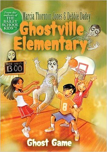 Ghost Game (Turtleback School & Library Binding Edition)