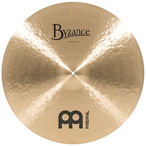 Meinl Byzance Medium Ride Traditional Cymbal 24 in.