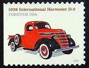1938 international harvester d 2 truck usa for International harvester room decor