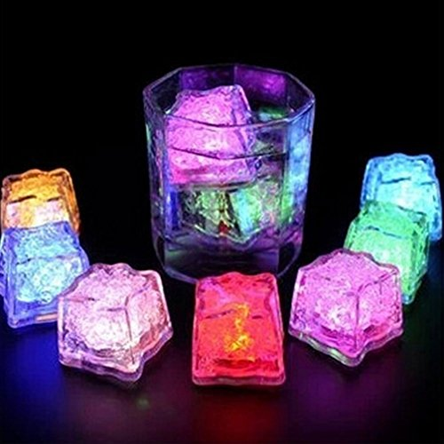 Flash Ice Cube Led Light in US - 1