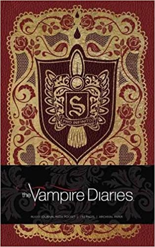 the vampire diaries hardcover ruled journal insights journals