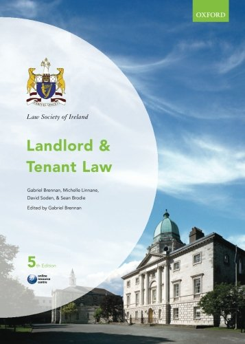 Landlord and Tenant Law (Law Society of Ireland Manuals) by Oxford University Press