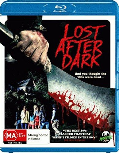 Lost After Dark [Slasher Horror Movie] [NON-USA Format / Region B Import - Australia]
