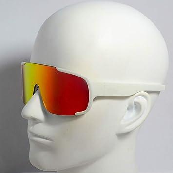 ZKAMUYLC Gafas de Ciclismo Ciclismo Gafas Deporte Gafas al Aire ...