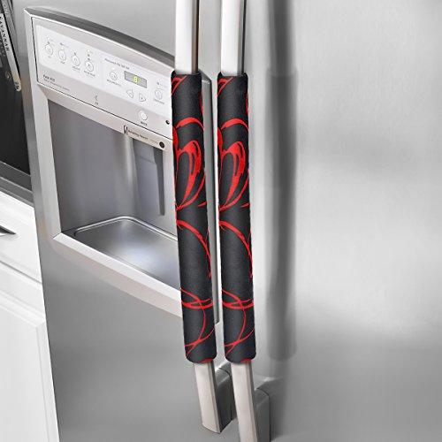 refrigerator door protector - 7