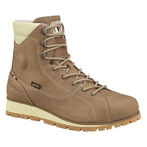 Marron Chaussures de pour randonnée basses Dolomite femme xWYRqwgFCC