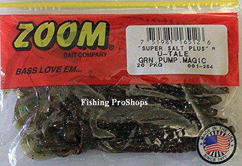 Zoom U-tail Worm - 4