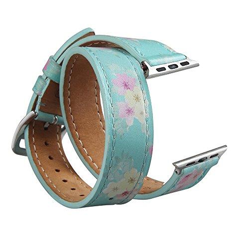 V Moro Leather Armband 6 3 7 8 Romantic