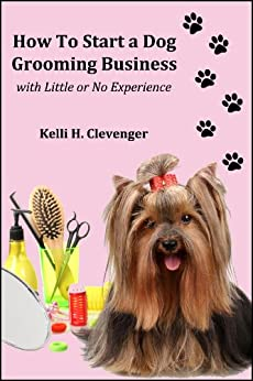 how to start a dog grooming business at home