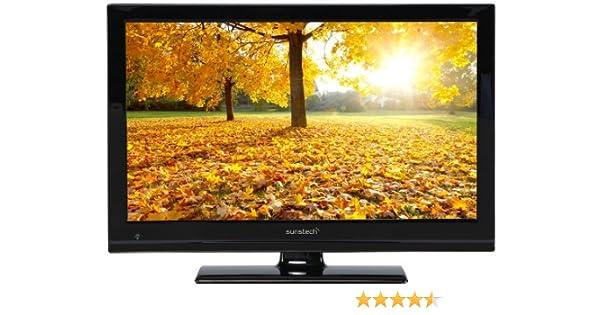 Sunstech 19LEDTALUSWBK - Televisión LED de 19 pulgadas HD Ready ...
