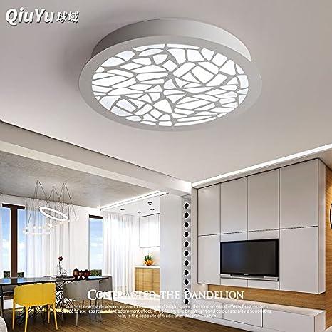 BGmdjcf Led ceiling light master bedroom light warm modern ...