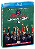Major League Baseball: 2018 World Series Boston Red Sox Vs Los Angeles Dodgers [Blu-ray]