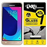 Roxel Samsung Galaxy J3 Pro 360° Flexiable Tempered Glass with Unbreakable Impossible Film Glass [ Better Than Tempered Glass ] Screen Protector for Samsung Galaxy J3 Pro (Gold, 16 GB)