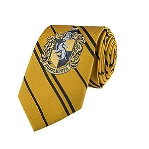 Cinereplicas Harry Potter - Corbata Tejida de Hufflepuff para ...