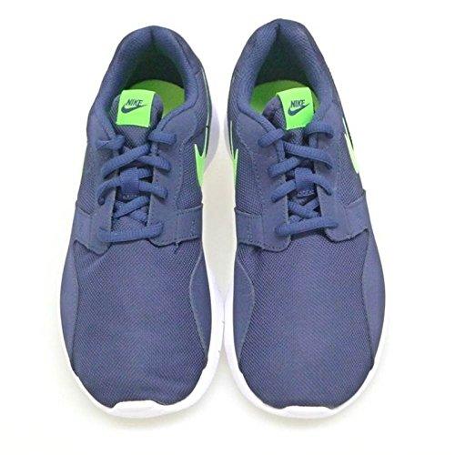 Nike Kaishi (GS) Zapatillas de Running, Niños Negro / Verde / Blanco