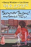 img - for Hank Zipzer 08: Summer School! What Genius Thought That Up? book / textbook / text book