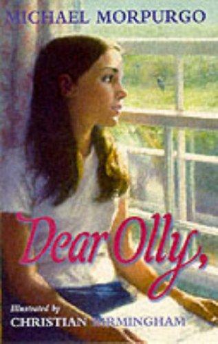 Book cover for Dear Olly