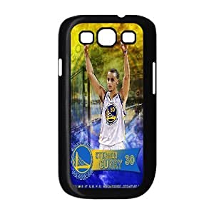 James-Bagg Phone case Basketball Super Star Stephen Curry Protective Case For Samsung Galaxy S3 Style-3