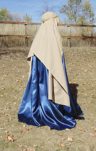 Little King Wisemen Nativity Complete costume in Boys 6-8 by Fru Fru and Feathers Costumes & Gifts