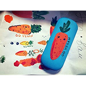 Reading glasses case Carrot GO Vegan