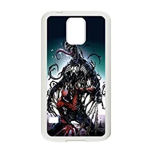 Venom Spider-man New Style High Quality Comstom Protective case cover For Samsung Galaxy S5