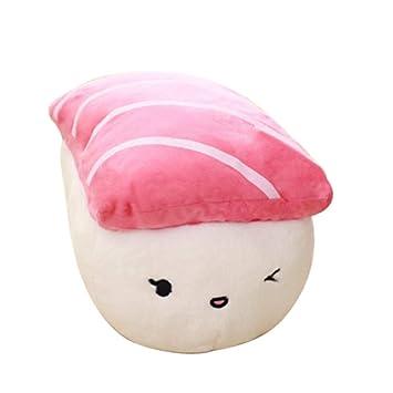 Amyove Creative Japan Sushi Shape Peluches Relleno Suave ...