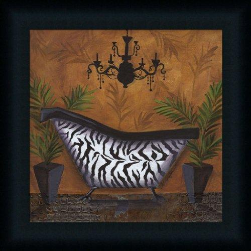 zebra bathroom pictures - 4