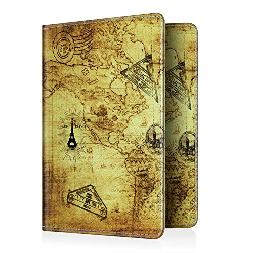 33f05111b Fintie Passport Holder Travel Wallet RFID Blocking PU Leather Card Case  Cover
