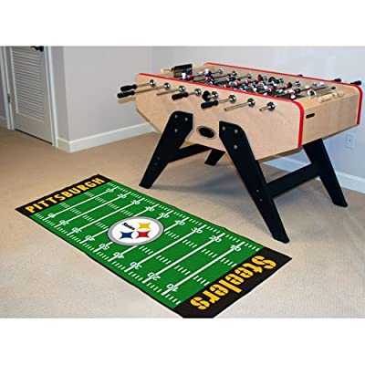 Fanmats Pittsburgh Steelers Team Runner