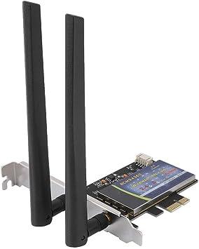 Tarjeta Bluetooth Enrutadores de CA 1300Mbps, Tarjeta de ...
